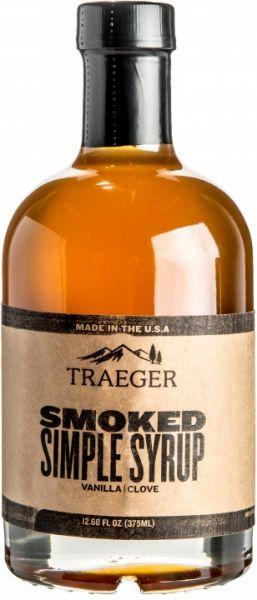 Traeger SMOKED SIMPLE SYRUP 375 ML