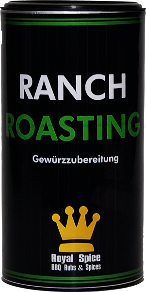 ROYAL SPICE Ranch Roasting 100g Streuer