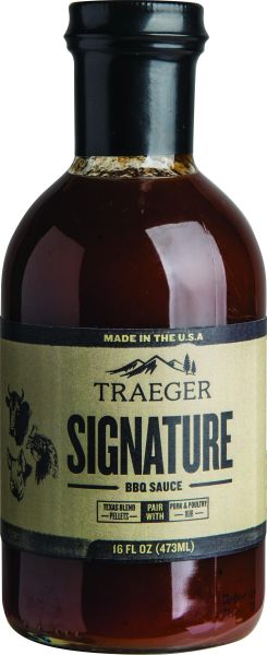 Traeger SIGNATURE BBQ SAUCE 473 ml