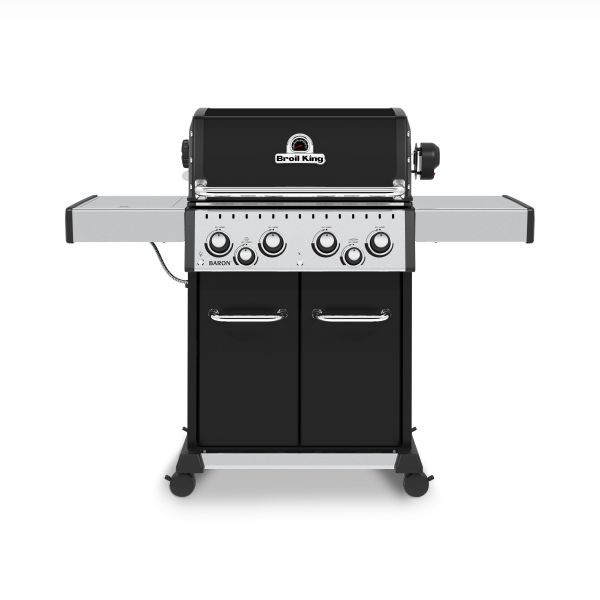 Broil King Baron 490 Black Gasgrill - Modell 2021