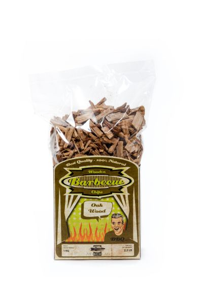 Axtschlag Wood Smoking Chips Oak / Eiche 1Kg