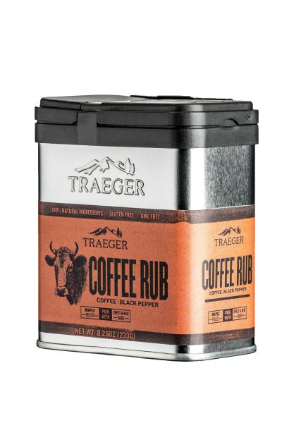 Traeger COFFEE RUB 233 g