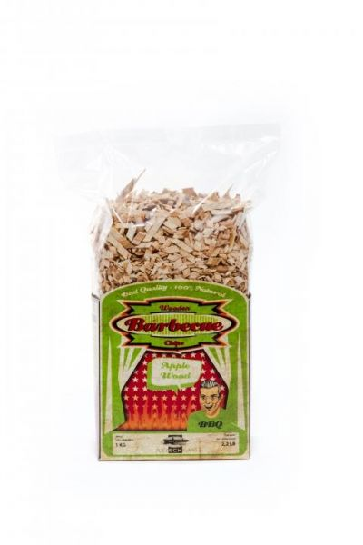 Axtschlag Wood Smoking Chips Apple / Apfel 1Kg