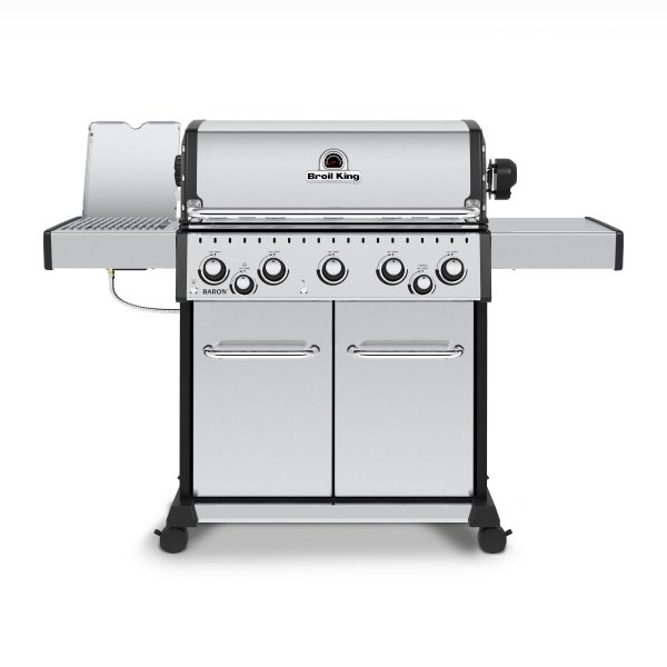 Broil King Baron S 590 IR Gasgrill - Modell 2021