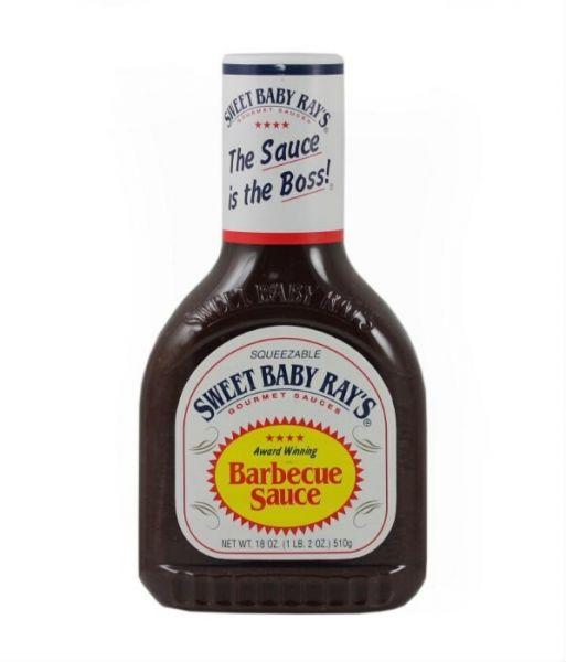 Sweet Baby Ray´s BBQ Sauce Original 425ml