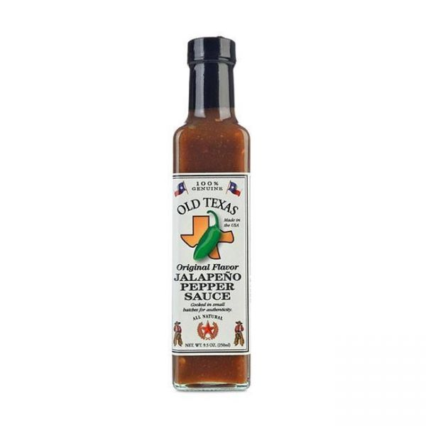 Old Texas Jalapeno Pepper Sauce 250ml