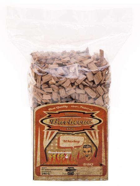 Axtschlag Wood Smoking Chips Whisky Eiche 240g