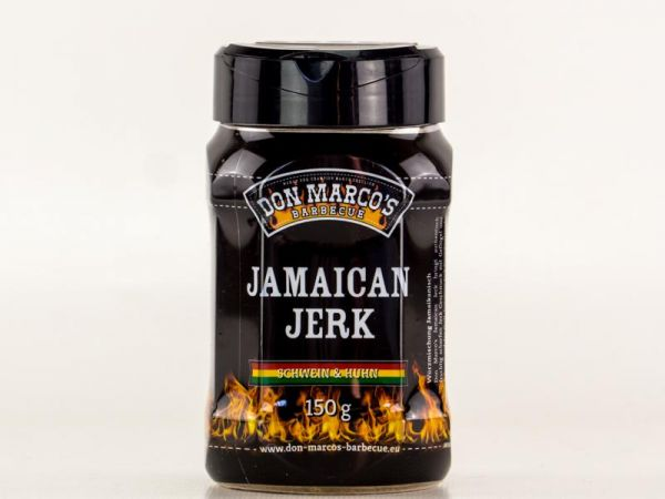 Don Marco''s Jamaican Jerk 150g Streudose