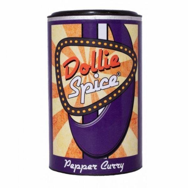 Dollie Spice Pepper Curry, 120g Dose Gewürze von Dollie Sauce