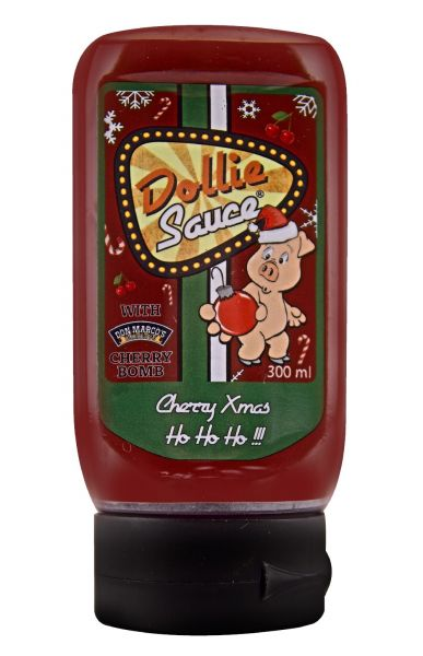 Dollie Sauce Cherry X-Mas (300ml)