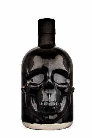 Saus.Guru Skull HOT Sauce - 142 Nonillion 200ml Skull Bottle MINI
