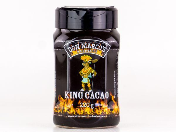 Don Marco''s King Cacao 220g Streudose