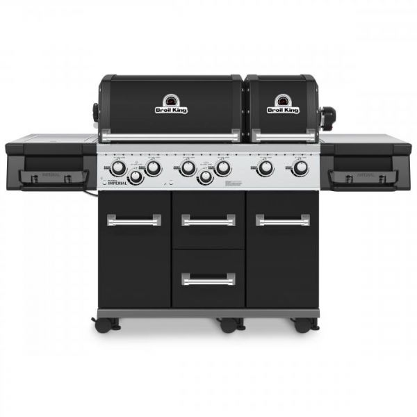 Broil King Imperial 690 XL PRO Black IR Modell 2020
