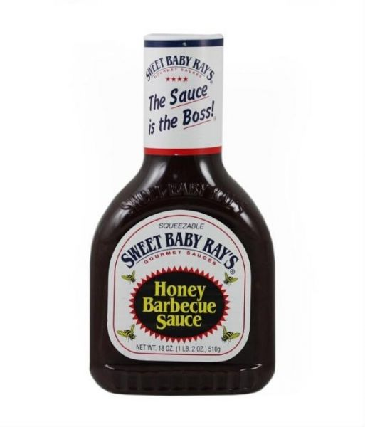Sweet Baby Ray´s BBQ Sauce Honey 425ml