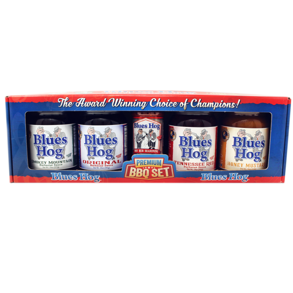 Blues Hog Premium Gift Box