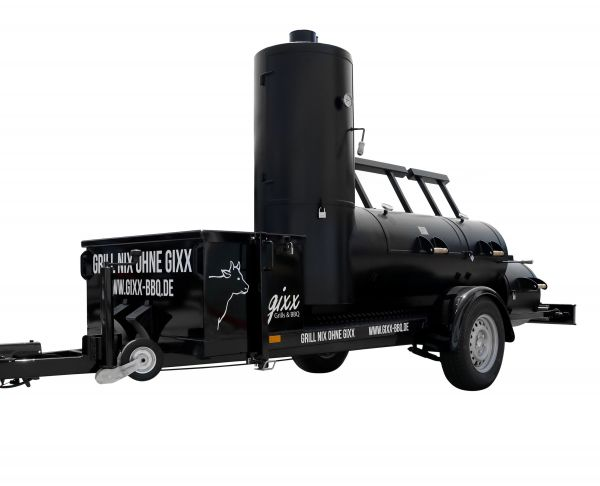 "JOE´s Barbeque JOE´s 24"" Extended Catering Smoker Trailer *Gebraucht*"
