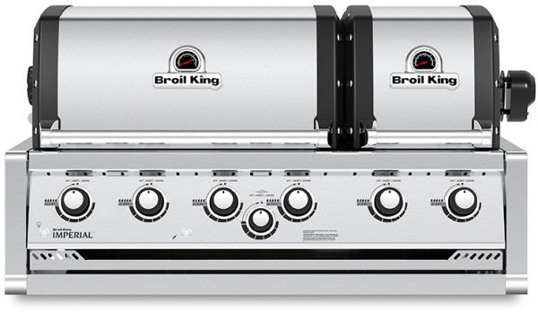 Broil King Imperial S 670 Pro Built IN