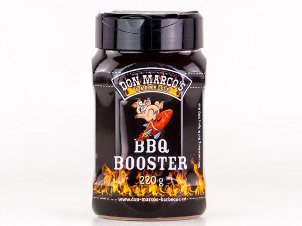 Don Marco's BBQ Booster 220g Streudose