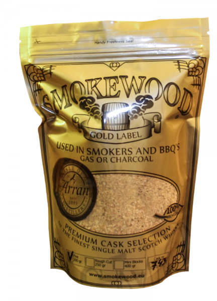 Smokewood Isle of Arran Fine 200g