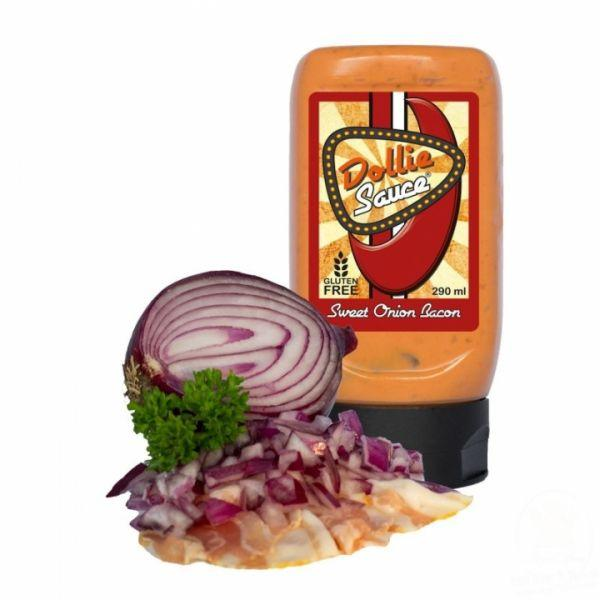 Dollie Sauce Sweet Onion Bacon 290ml