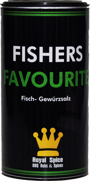 ROYAL SPICE Fishers favourite 120g Streuer