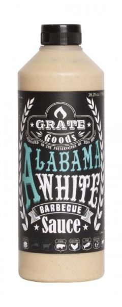 GRATE GOODS Alabama White Barbecue Sauce 775 ml