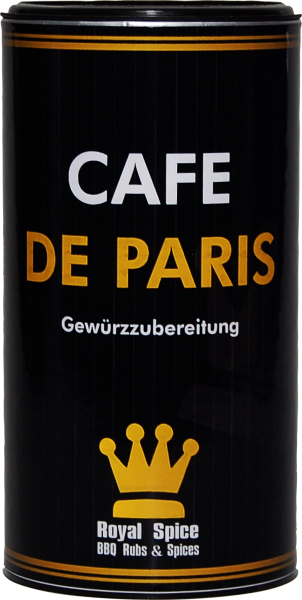 ROYAL SPICE Cafe de Paris 100g Streuer