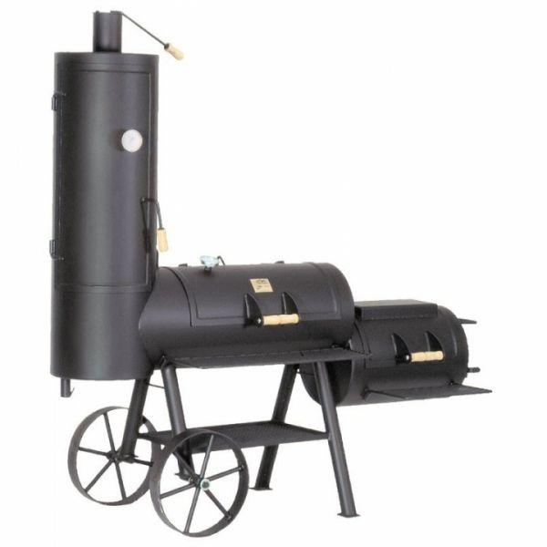 "Joe´s Barbeque Smoker 16"" Chuckwagon"