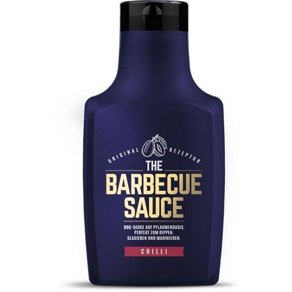 The Barbecue Sauce SWEET CHILLI AUF PFLAUMENBASIS
